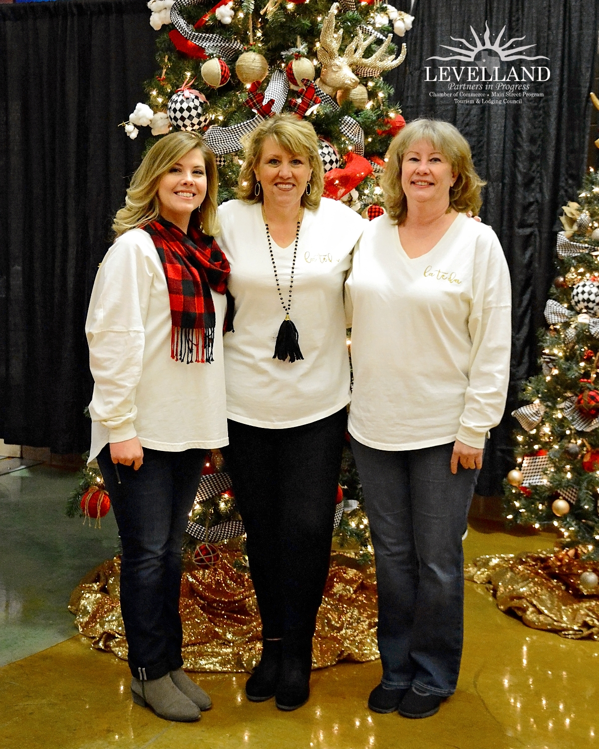 Kori, Mary and Debbie